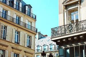 Paris Buildings