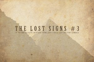 The Lost Signs 3 ( Ancient Badges )
