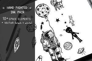 Space elements pack