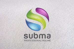 S Letter, S logo, 3D Logo templates