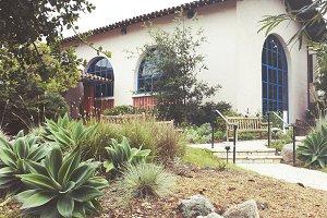 Carmel Building + Garden