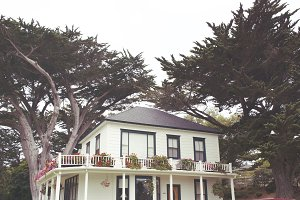 Vintage Homestead in Carmel I