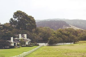 Vintage Farmhouse in Carmel