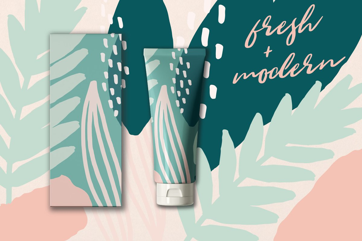 Spring Mood   Patterns + Elements in Patterns - product preview 1