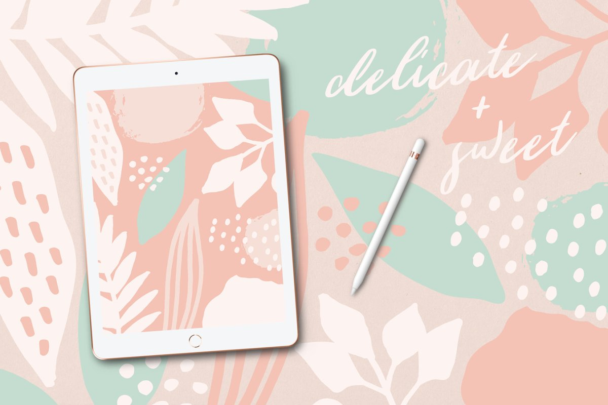 Spring Mood   Patterns + Elements in Patterns - product preview 3