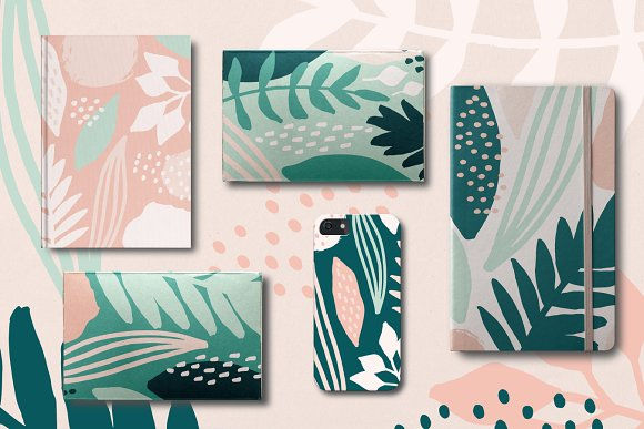 Spring Mood | Patterns + Elements in Patterns - product preview 4