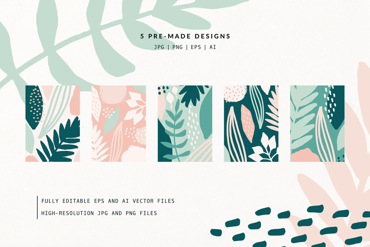 Spring Mood | Patterns + Elements in Patterns - product preview 6