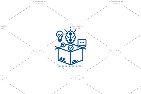 Thinking outside box,idea management