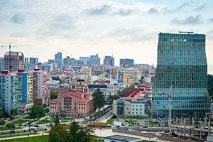 Colorful Batumi city, Georgia