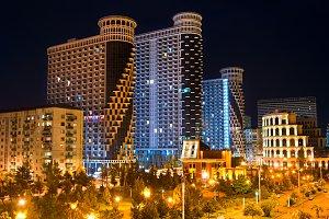 Modern Batumi architecture,Georgia