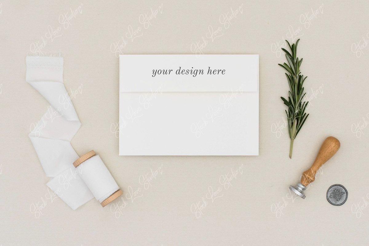 Envelope Mockup | Wedding Mockup