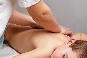 Children massage