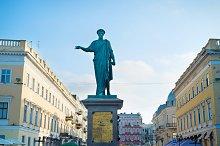 Monument of Duke de Richelieu