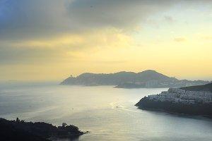 New Hong Kong terrirtories