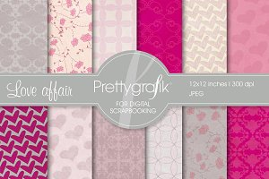 Heart digital paper, commercial use