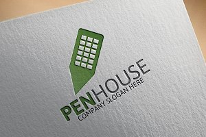Pencil House Logo