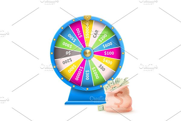 Fortune Wheel of Luck Automatic