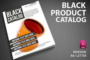 Black Product Catalog