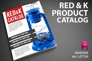 Red & K Product Catalog