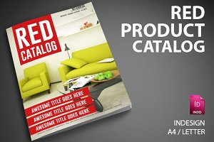 Red Product Catalog