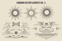 Sanborn Vector Elements Vol. 3
