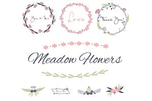 Meadow Wedding Flowers