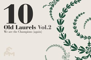 10 Old Laurels - Vol.2