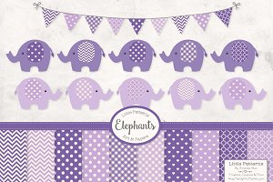 Purple Elephant Graphics