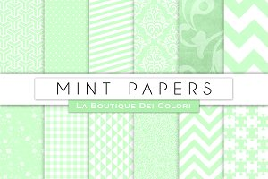 Mint Digital Papers