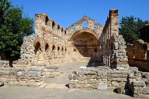 Church of Saint Sofia in Nessebar