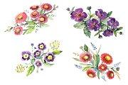 Bouquet Refinement Watercolor png