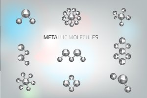 Metallic Particles
