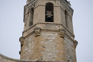 An old church steeple