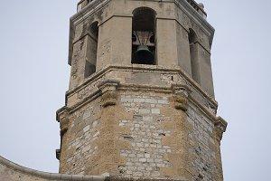 An old church steeple