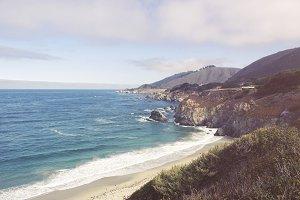 Big Sur Coastline IV