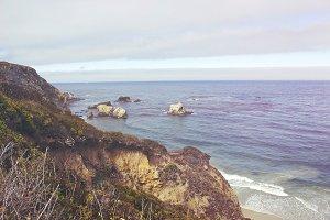 Big Sur Coastline V