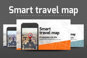 Smart Travel Map