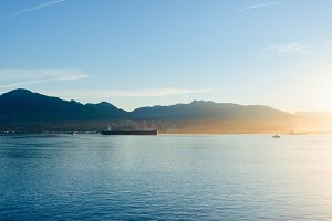 Vancouver Harbor Morning