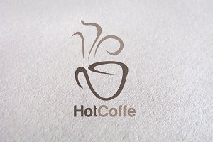 Hot Coffe / Coffee Shop / Coffee