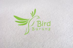 Bird /  Animal Logo Template
