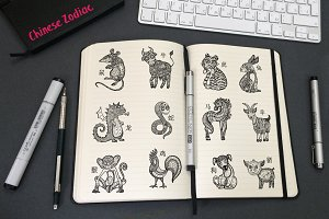 60% OFF! Chinese Zodiac