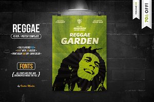 Reggae - Flyer 03 [ 70% OFF! ]