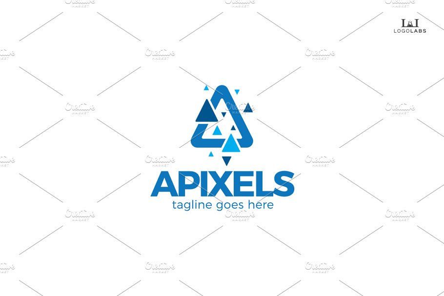 Apixels Logo