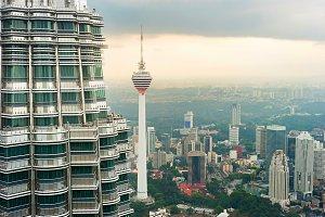 Menara TV tower, Kuala Lumpur