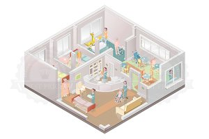 Assisted-living facility