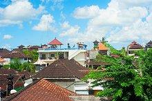 Architecture of Kuta, Bali.