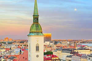 St. Martin's Cathedral, Slovakia