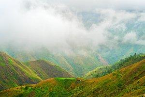 Cordillera Mountains, Philippines