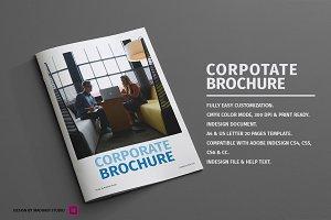 Minimal Corporate Brochure