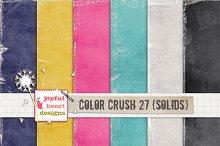 Color Crush 27 {solids}